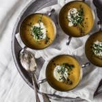 Für kalte Tage: Rote Linsen Suppe