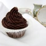 Für Kuchen & Cupcakes: Schoko-Ganache