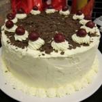 Der Klassiker zum Geburtstag: Schwarzwälderkirsch-Torte