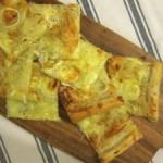 In zehn Minuten auf dem Tisch: Einfache Zwiebel-Tarte