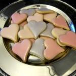 Mitten ins Herz: Butterkekse