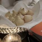 Leicht & süss: Meringue-Masse