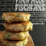 Küchen-Premiere: Fisch-Laibchen