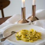Leider geil: Schnelle Zitronen-Pasta