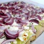 Gutes von der Knolle: Kartoffelpizza