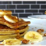 Morgengold: Nussige Banana Pancakes