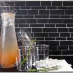 Wie ich mit Alkohol den Sommer im Land halte… oder: Mein Grapefruit-Gin-Cocktail mit selbstgemachtem Thymiansirup