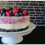 Cake Heaven: Käsekuchen mit Früchten