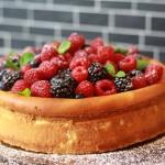 Gemeinsam sind wir mehr… Cheesecake mit Früchten