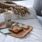 Große Liebe, kleine Geste: Der Herzerl-Toast zum Valentinstag