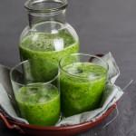 Das Grüne vom Ei? Getränketrend grüner Smoothie