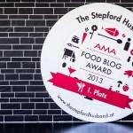 Der AMA Foodblog Award 2013
