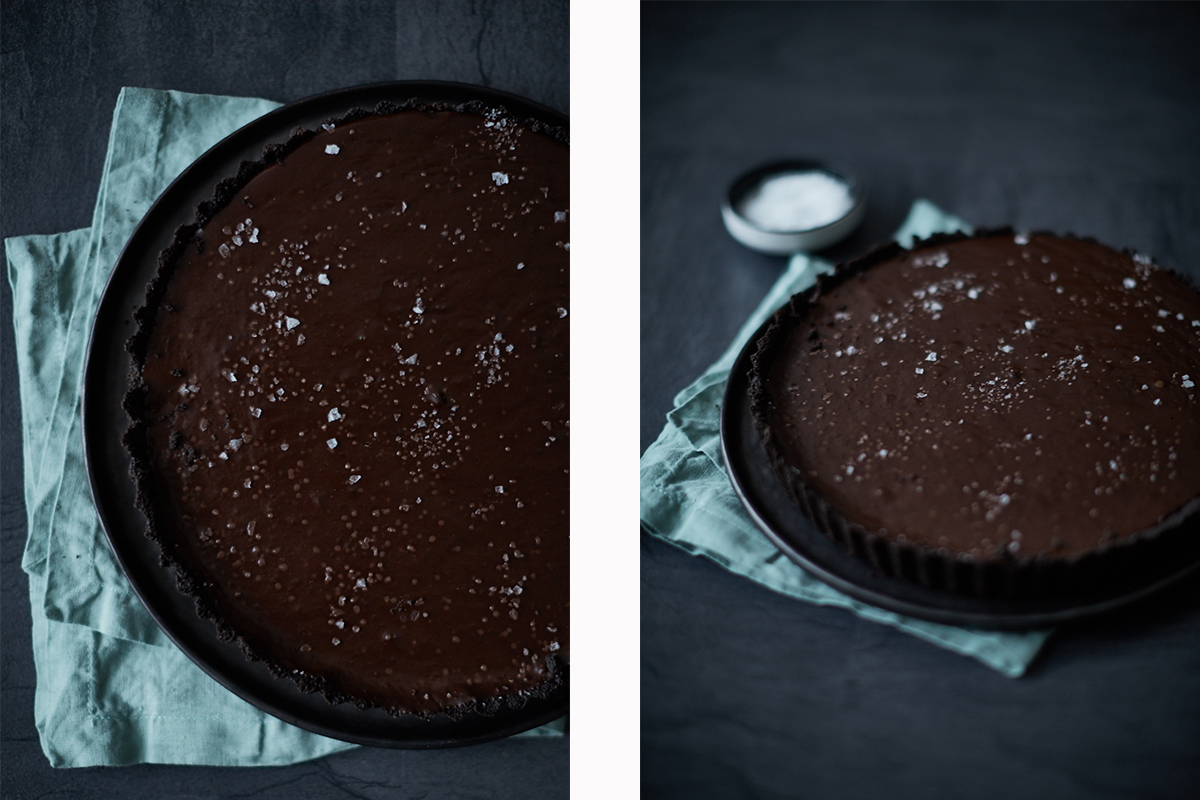 SchokoladeKaramellTarte-4