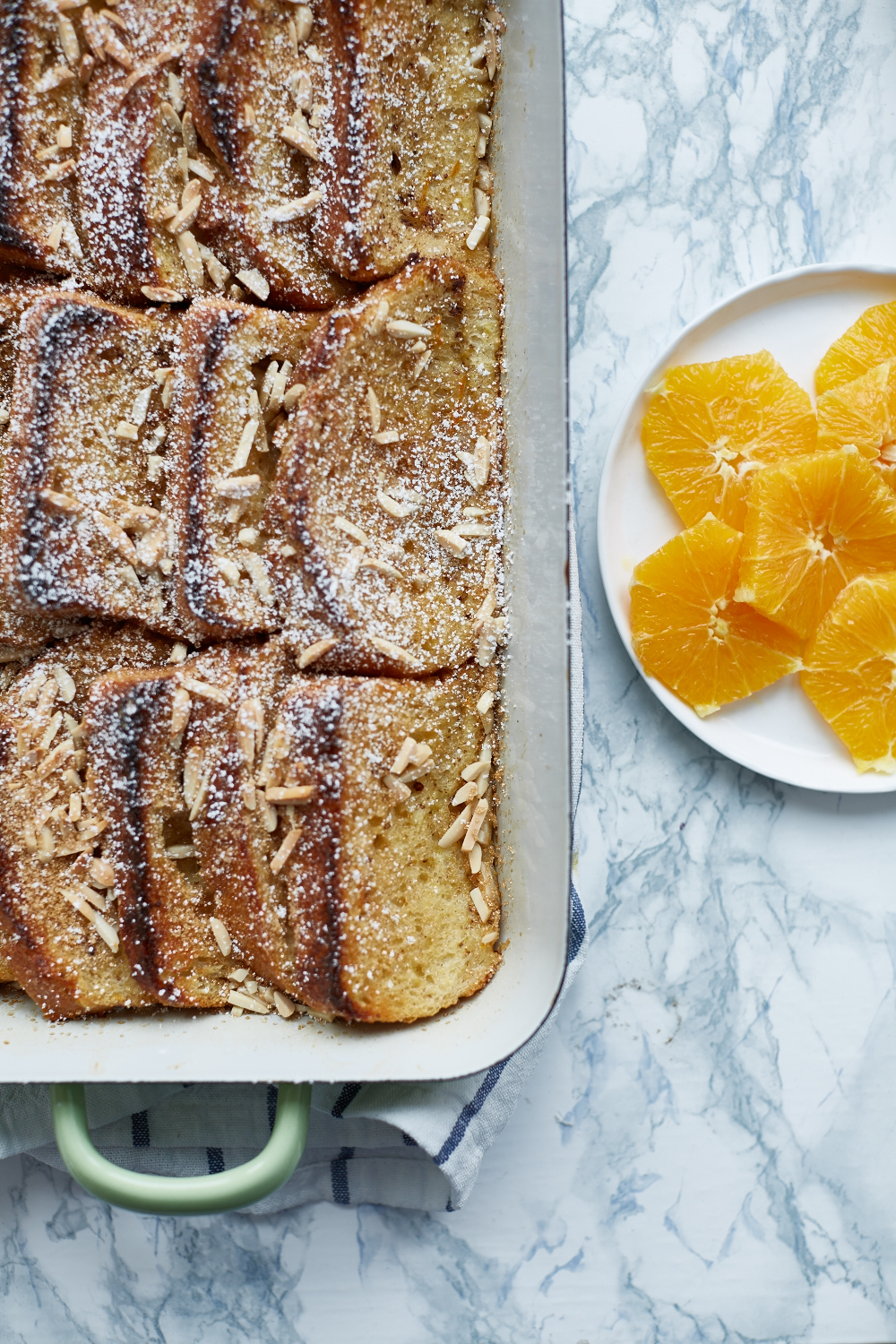 gebackener French Toast
