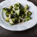 Gerösteter Brokkoli mit Sesam-Dressing