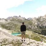 Wandern in Südtirol: Die drei Zinnen