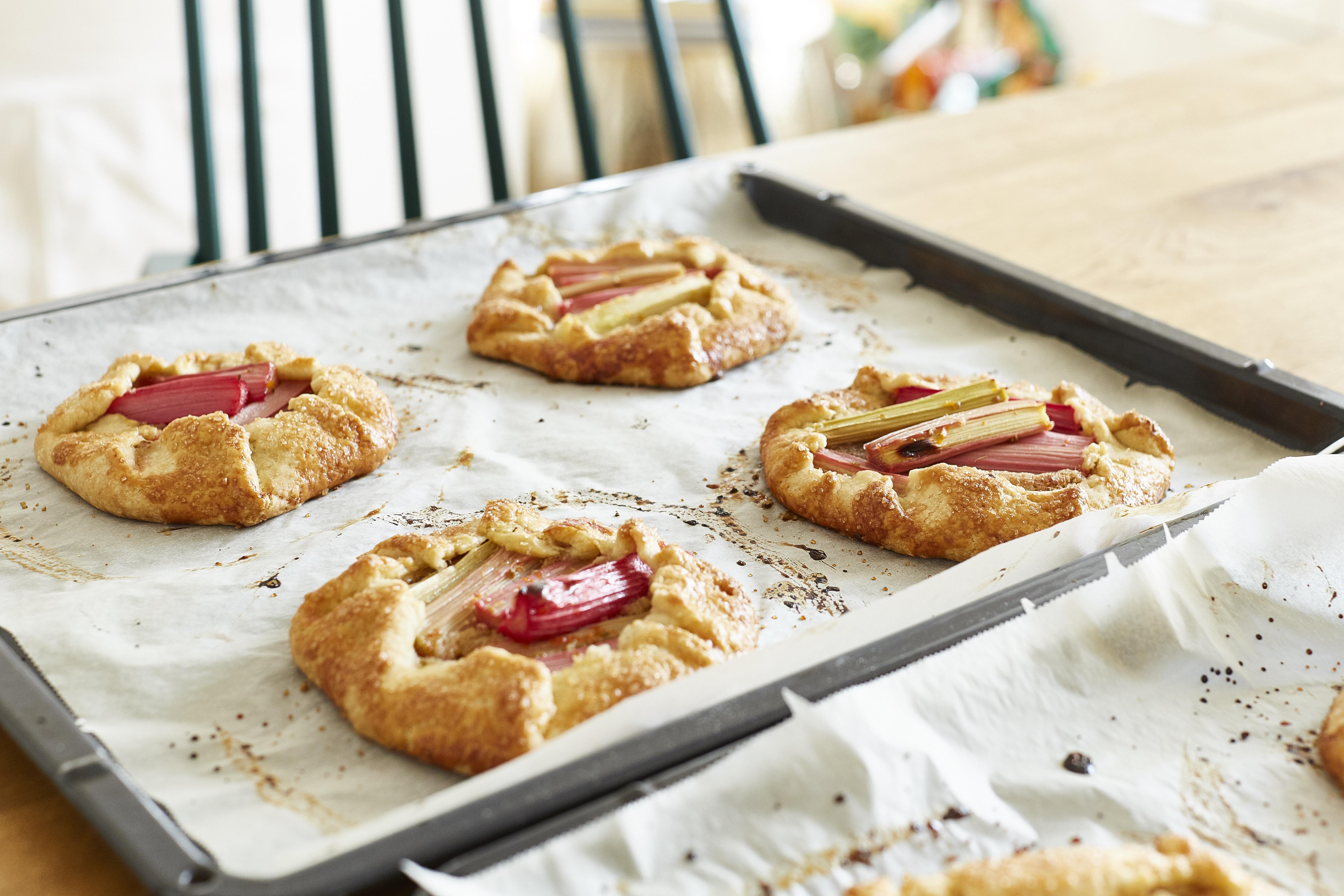 Rhabarber-Galette-tarte-kuchen 2