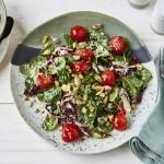 Frische Sommersalate, die satt machen!