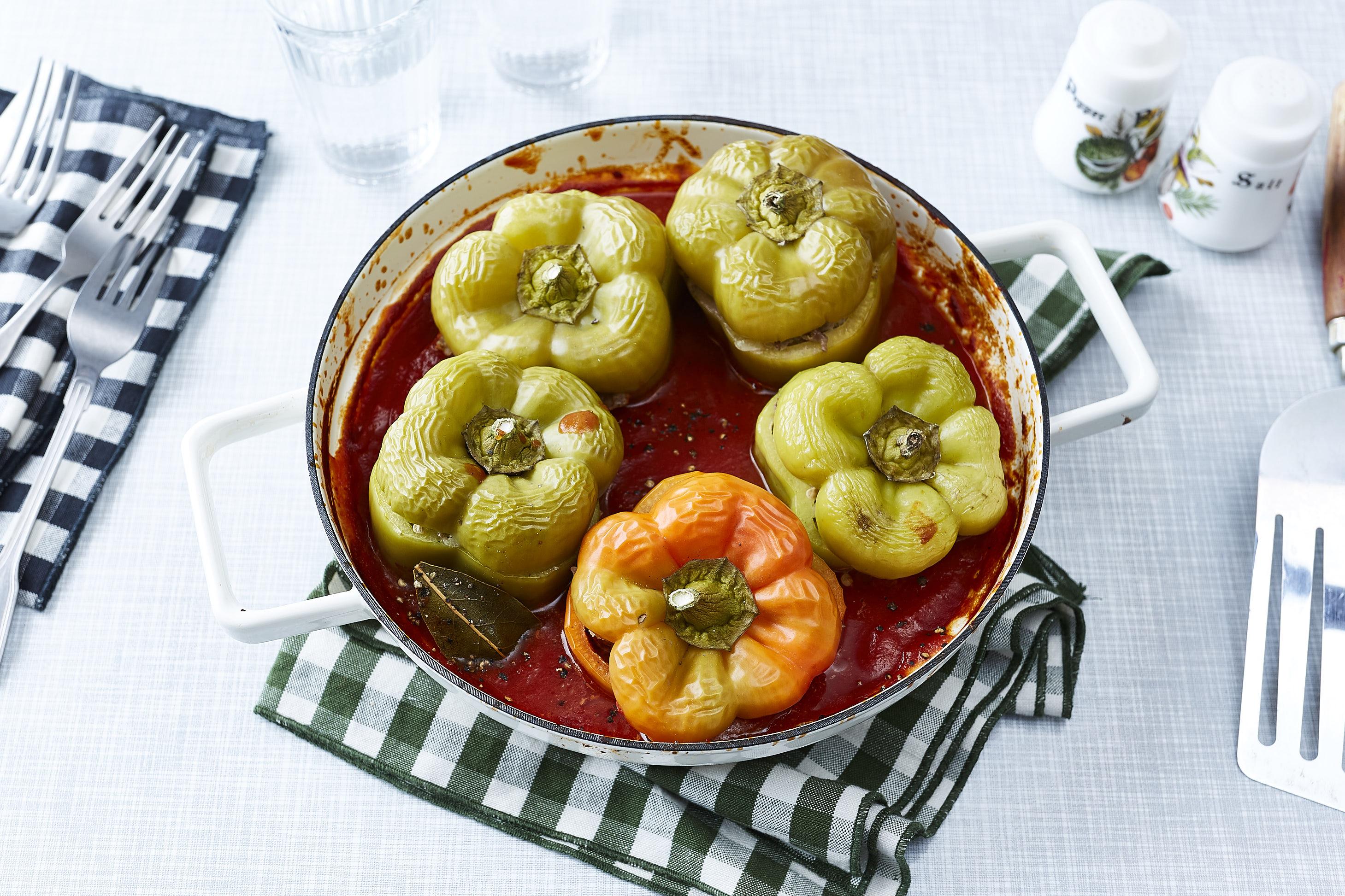 gefüllte paprika_the stepford husband_foodblog