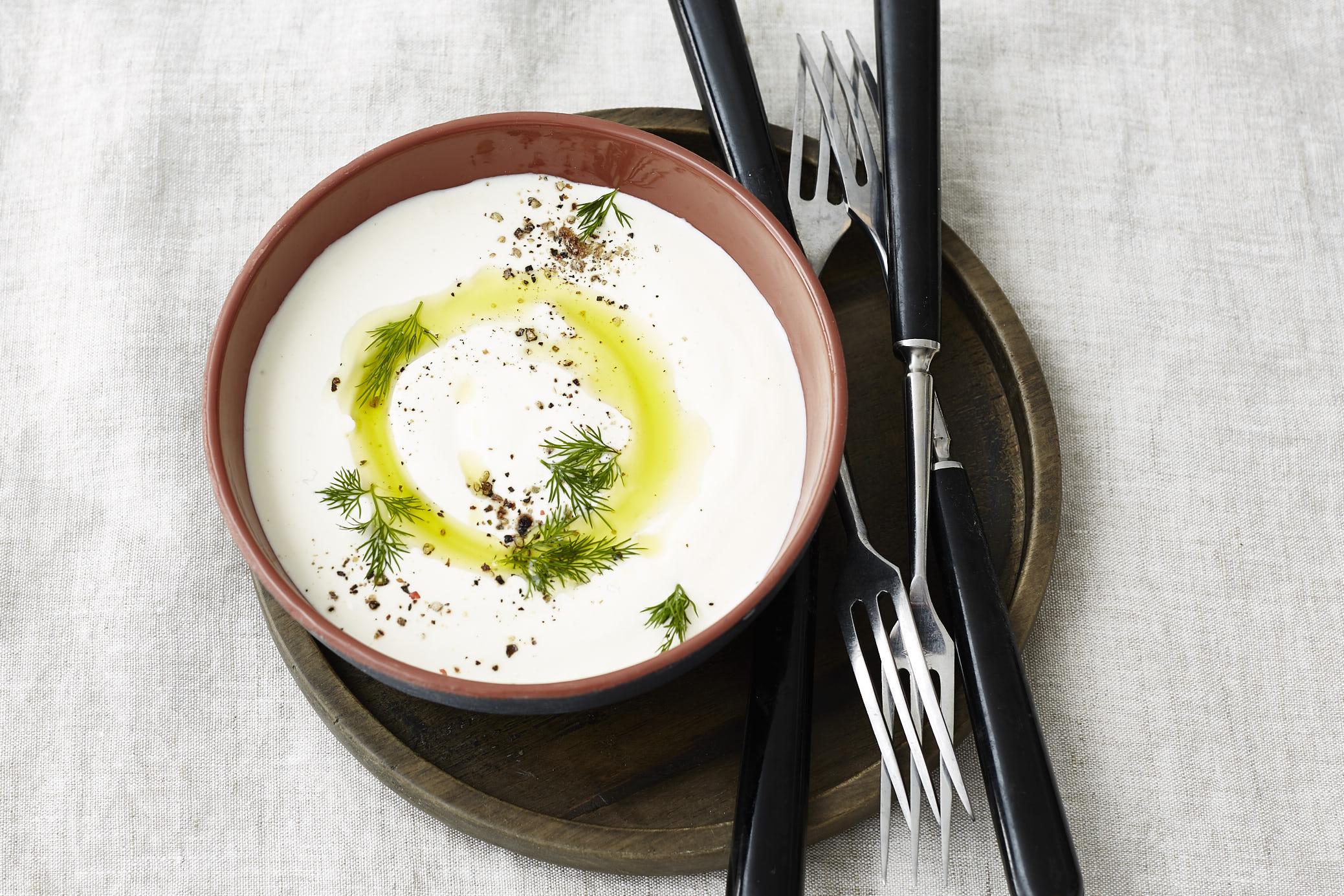Fondue Raclette Saucen-Sour Cream- 1