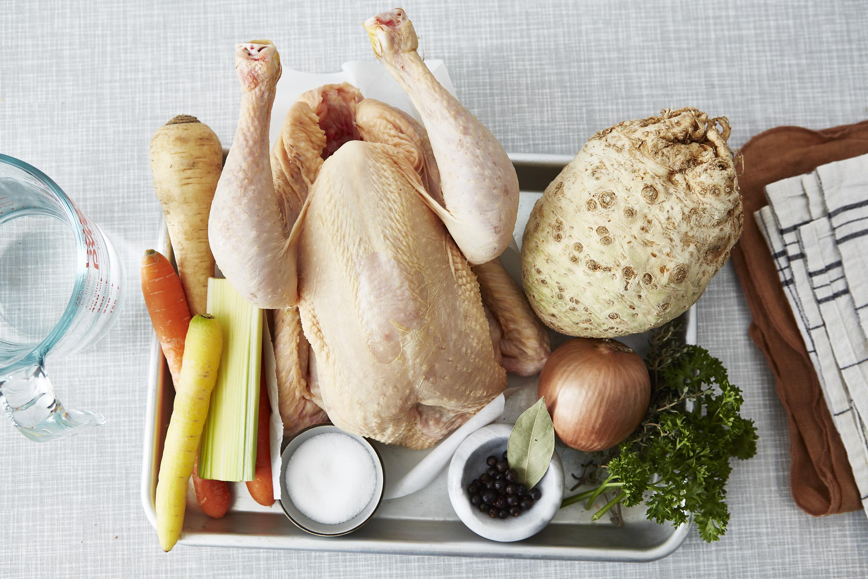 Hühnersuppe-rezept-brühe-rezept- 4