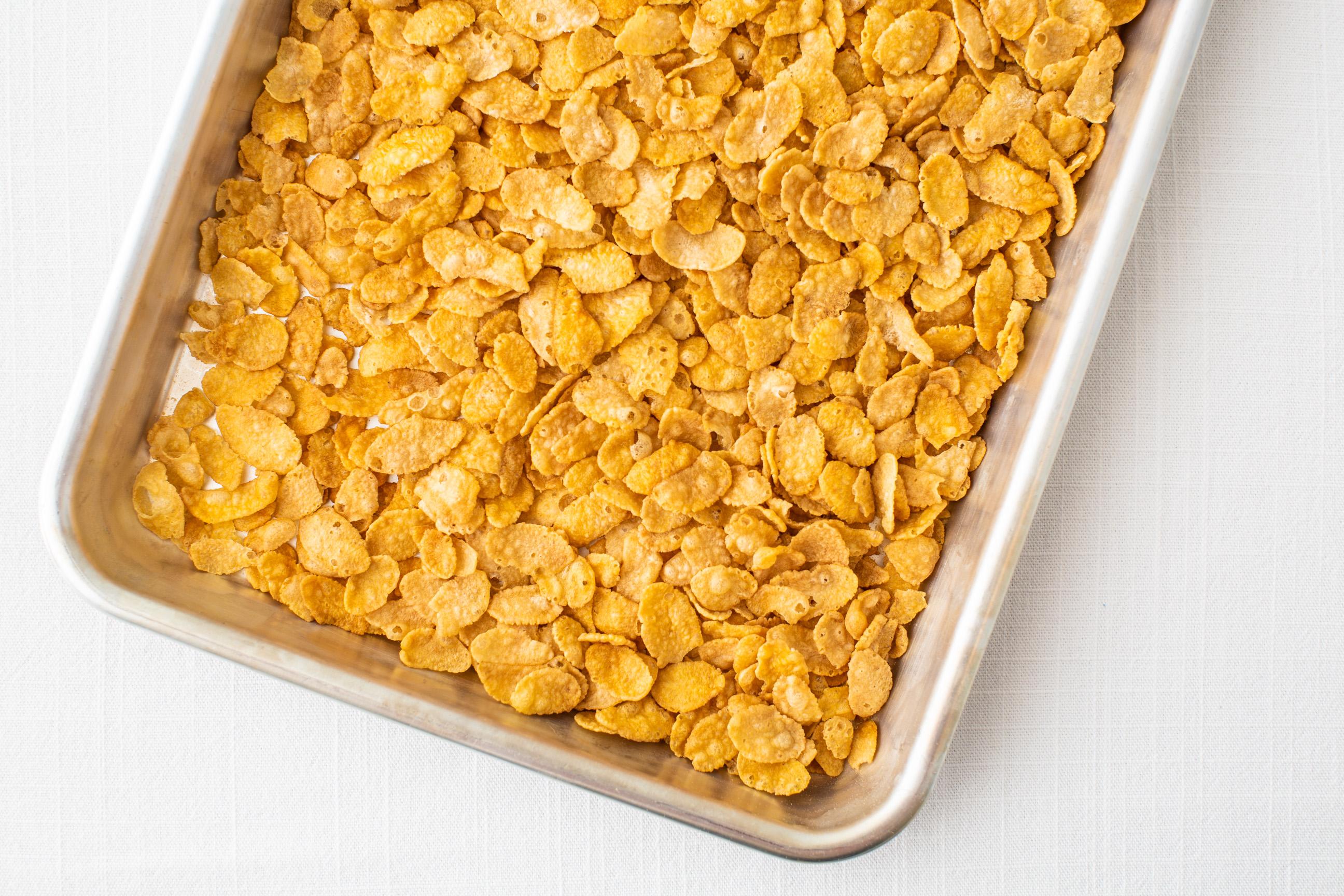 cornflakes panna cotta 1