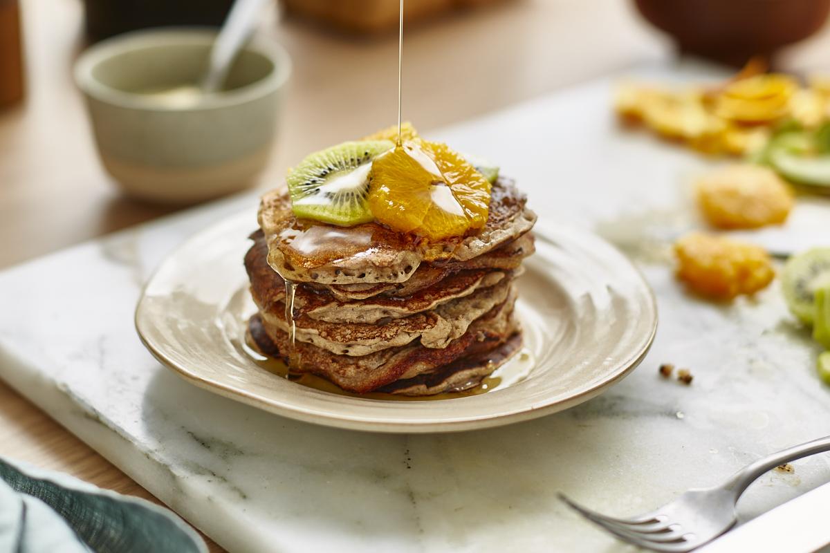 vegane-banana-pancakes-