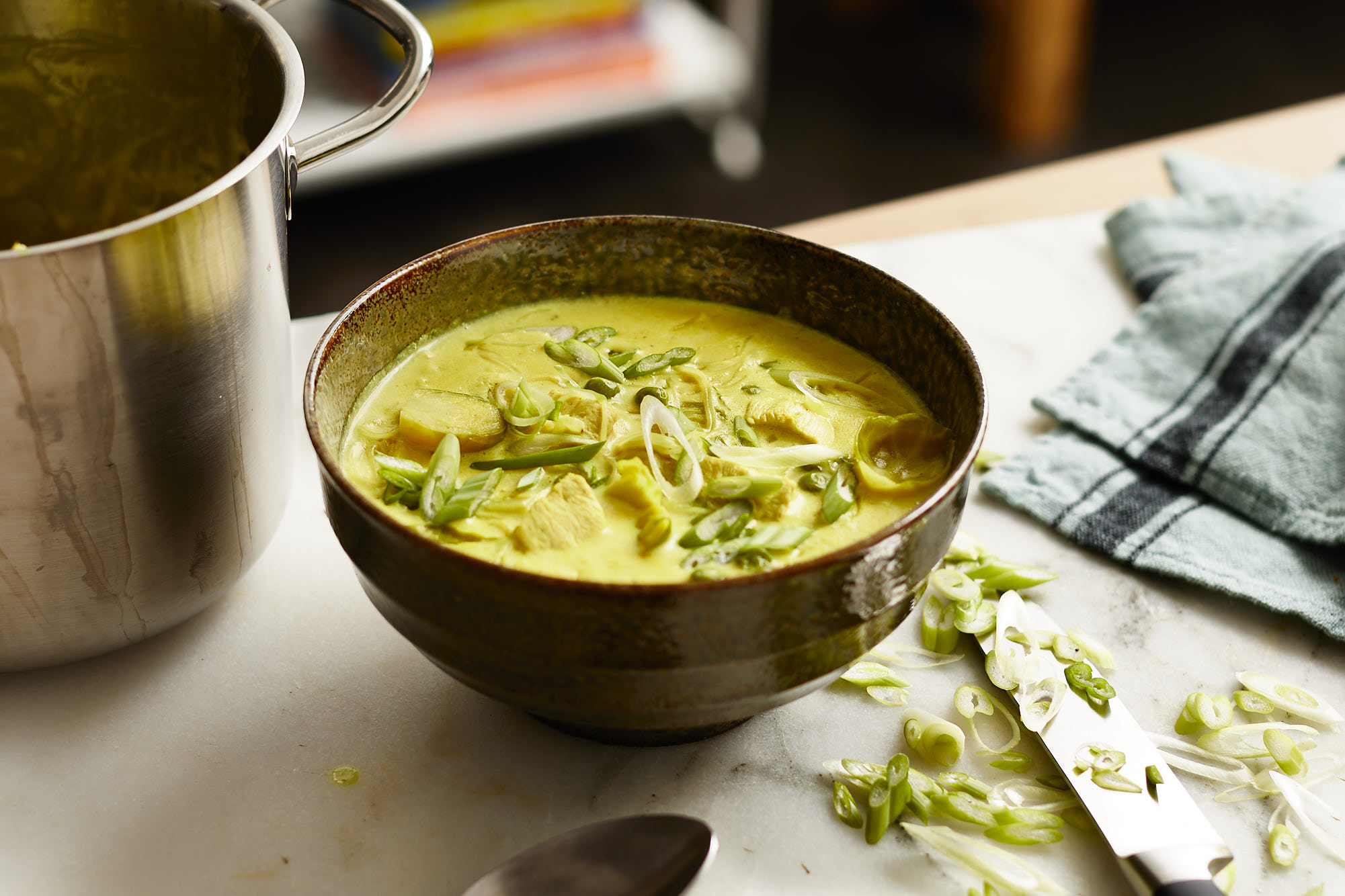 curry-suppe-hühnchen-einfach-rezept- 1