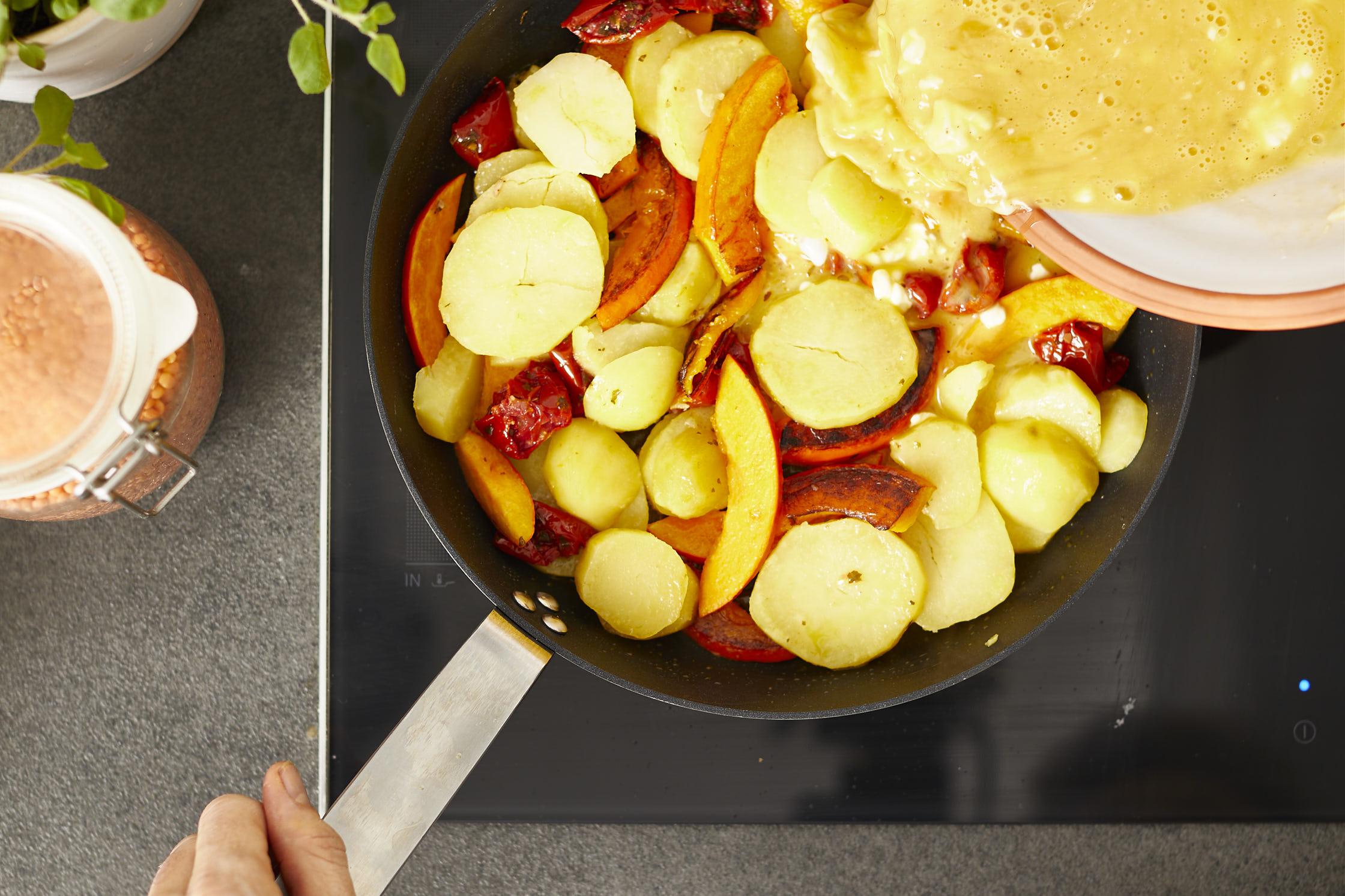 kartoffel-kürbis-frittata-rezept-einfach- 4