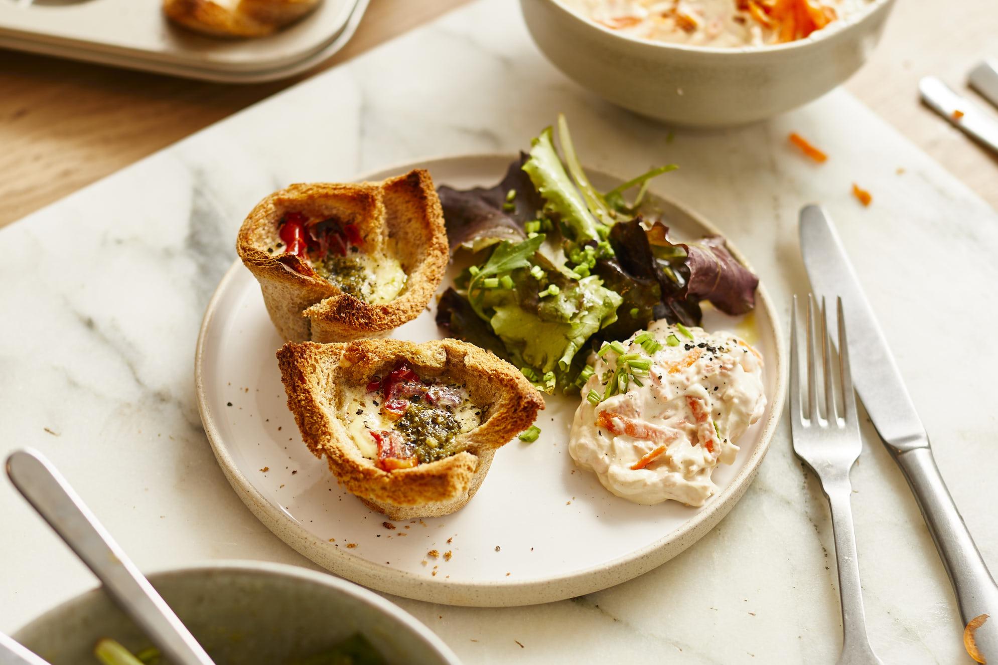 mini-käse-quichies-karotten-hummus- 2