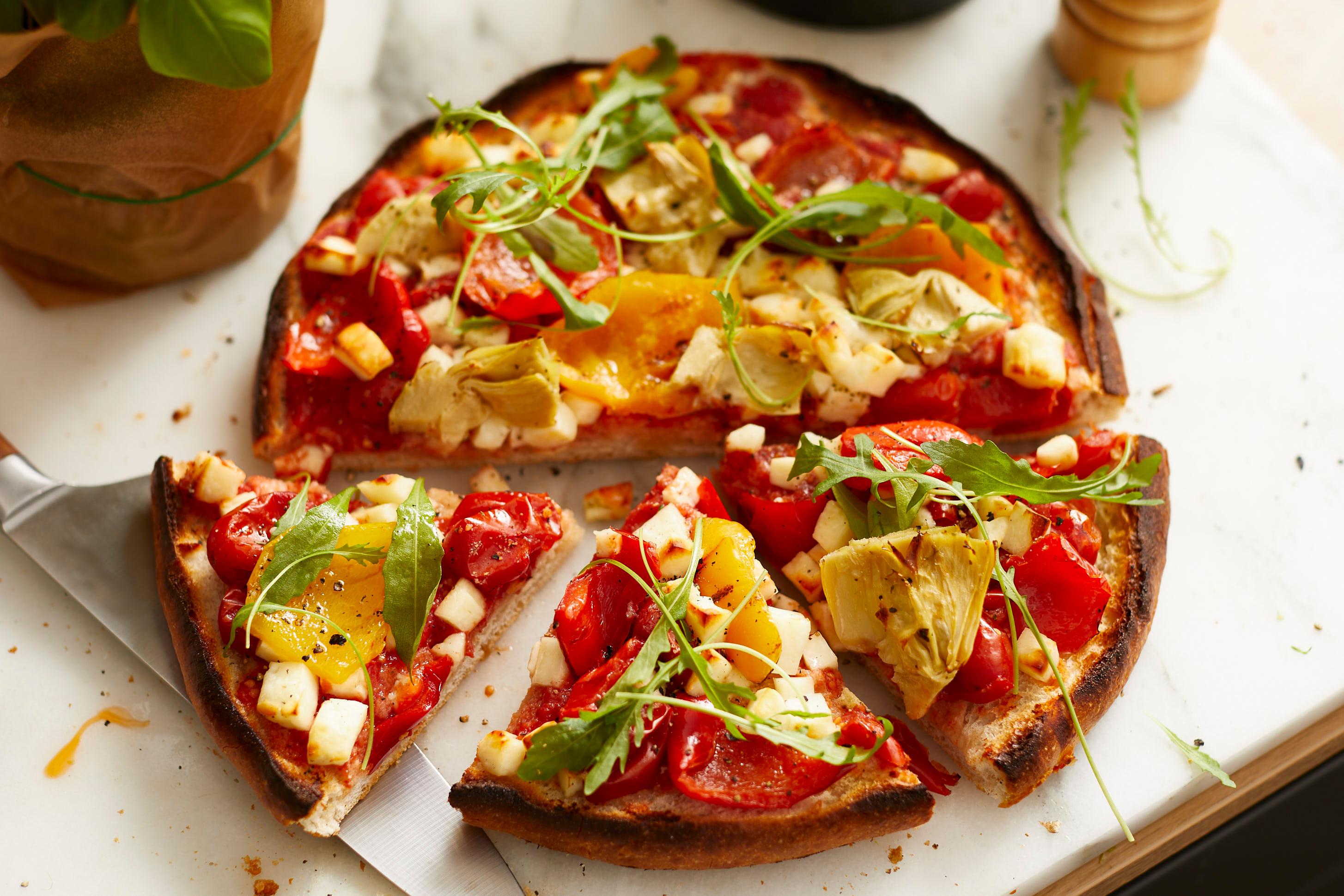 halloumi-pizza-fladenbrot- 1