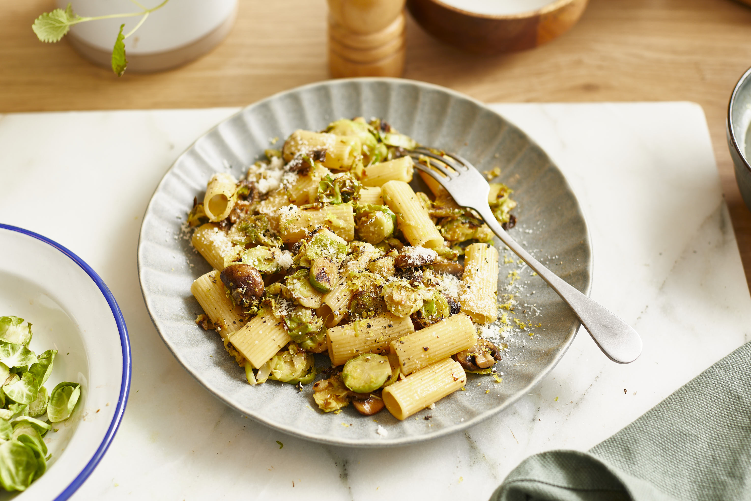 kohlsprossen-pasta-nudeln-rezept- 1
