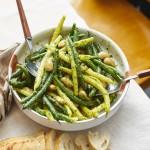Drei-Bohnen-Salat mit jeder Menge Kräuter